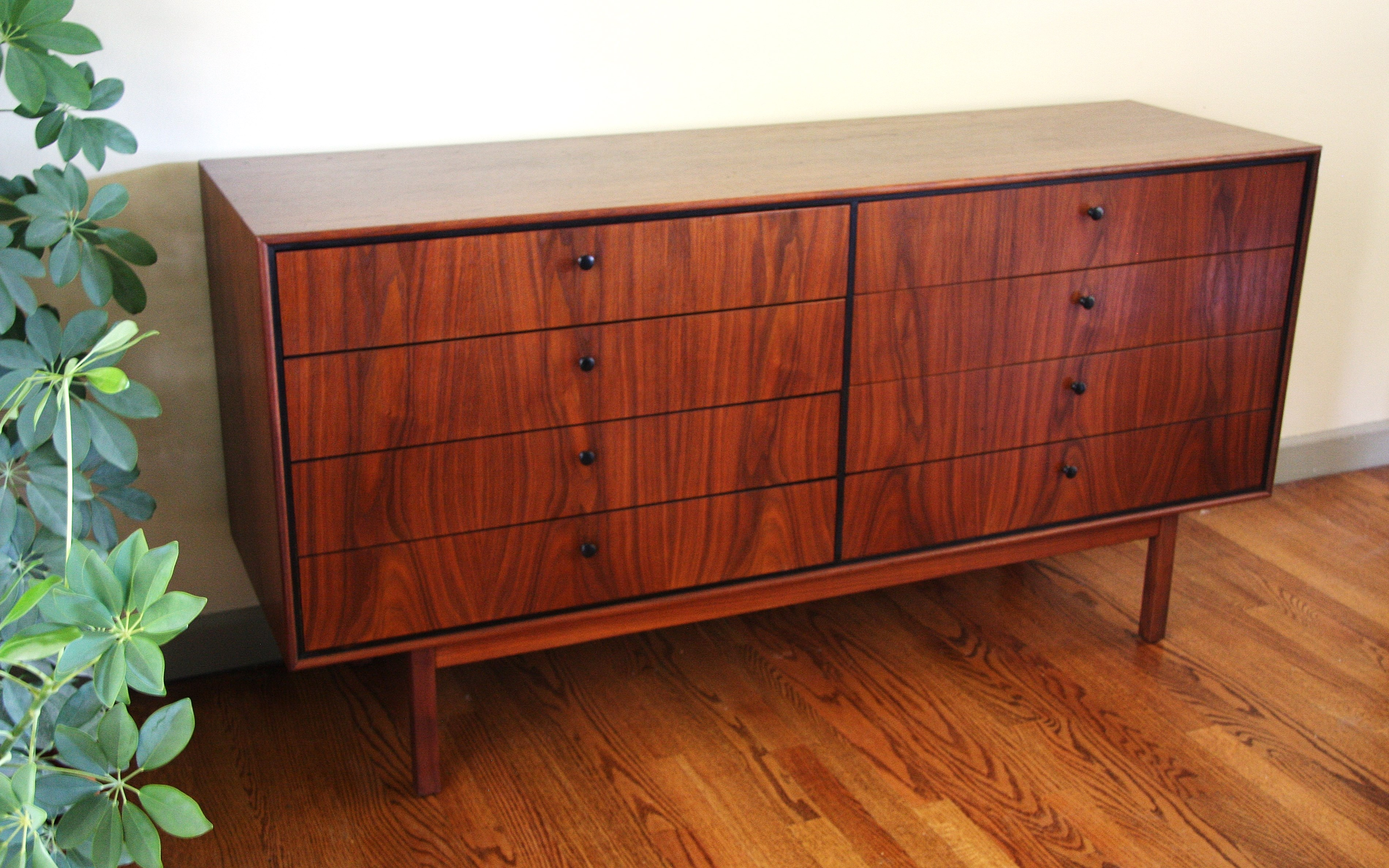 Rare Double Dresser by Jack Cartwright for Founders_2