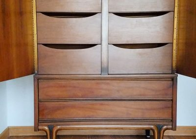 American Made Mid Century Gentleman's Chest Armoire_3