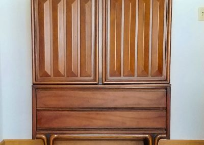 American Made Mid Century Gentleman's Chest Armoire_2