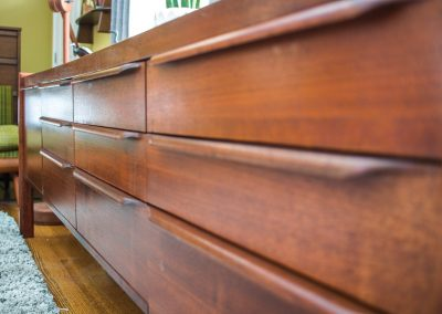 MID CENTURY MODERN CREDENZA BY JENS RISOM_1