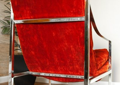 Iconic Lounge Chair by Milo Baughman for Thayer Coggin_3