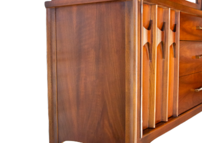 Mid Century Modern Perspecta China Cabinet by Kent Coffey_6