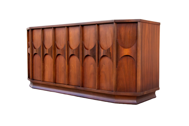 SOLD Iconic Mid Century Modern Kent Coffey Perspecta Buffet