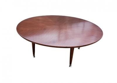 Restored Vintage Mid Century Modern Coffee Table_2