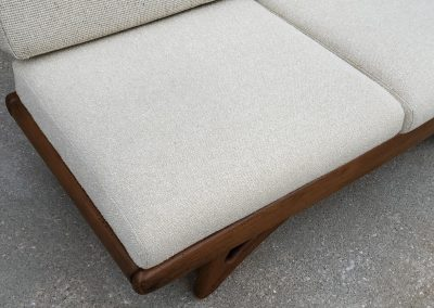 Mid Century Sofa and Loveseat,  Adrian Pearsall Style_8
