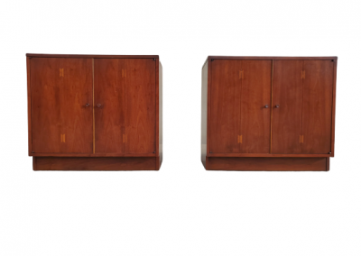 Mid Century Vintage Matched Pair of Cabinets by Lane_12