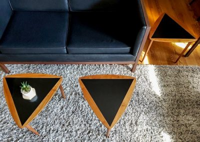 Triangular MCM Nesting Tables Designed by Arthur Umanoff_6