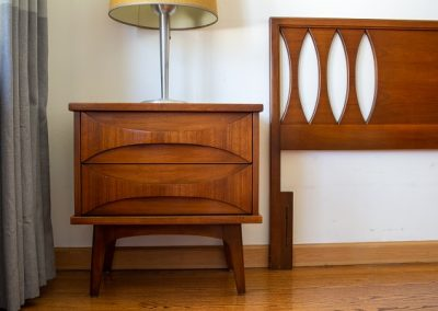 Mid Century Modern Nightstand by United Furniture Co._1