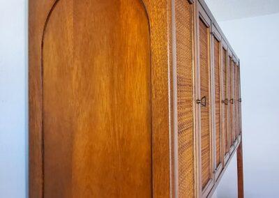 Mid Century Broyhill Cerama Sideboard_4