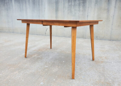 Mid Century Thonet Dining Chairs and Table_Iconic Mid Mod Decor_10
