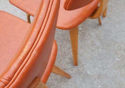 Mid Century Thonet Dining Chairs_Iconic Mid Mod Decor_3