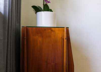 Mid Century Drexel Declaration Night Stand For Sale by Iconic Mid Mod Decor_E